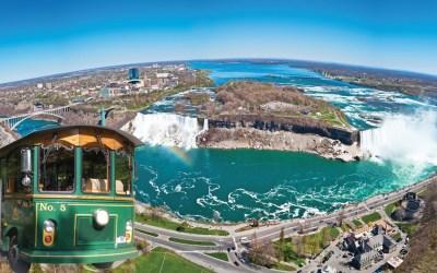 Niagara Falls  – Bus 3