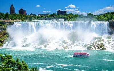 Niagara Falls 2019 – Departing Indiana & Ohio – Bus 2