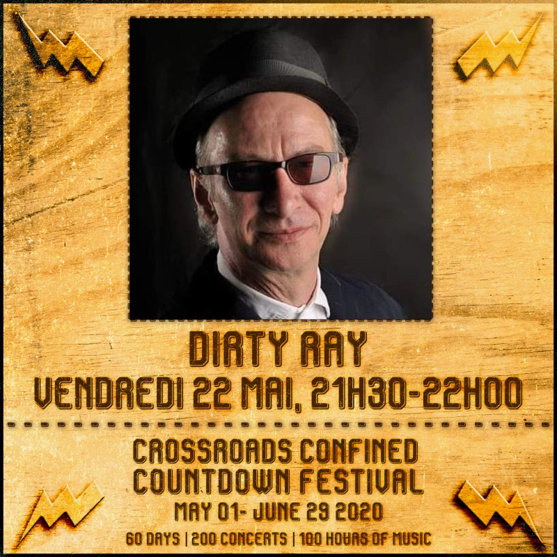 dirty ray
