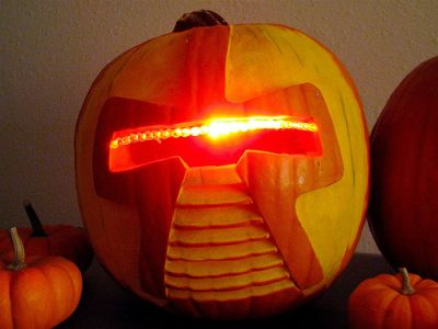 """Do Cylons play """"Trick orTreat""""?"""