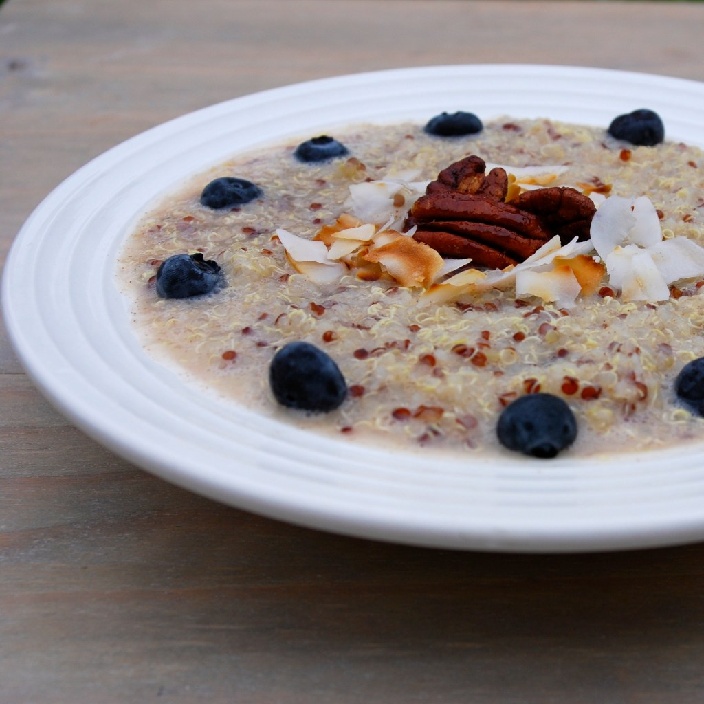 Morning Quinoa Porridge
