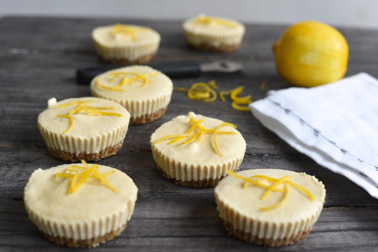 Creamy Lemon Pie Bites