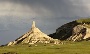Chimney Rock Western Nebraska
