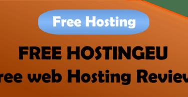 FREEHOSTINGEU Free Web Hosting Review