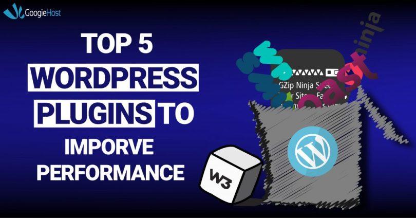 Top 5 Wordpress Plugins
