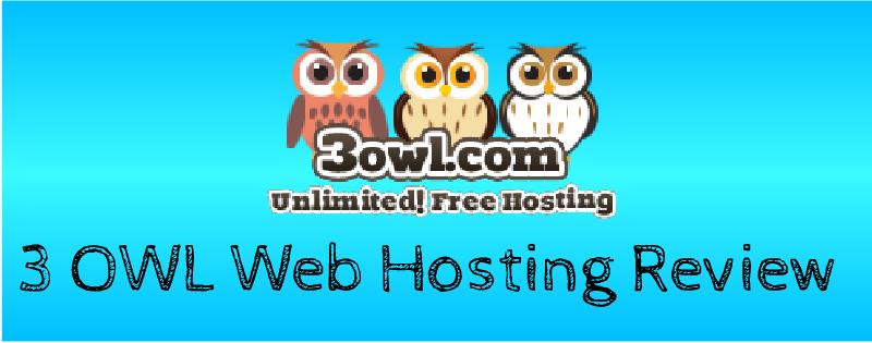 3OWL Web Hosting Review