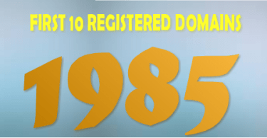 registered domain