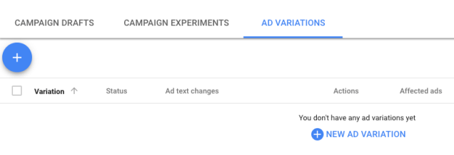 google-adwords-ad-variation