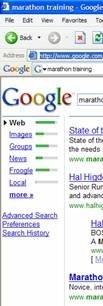구글 검색 실험 두번째