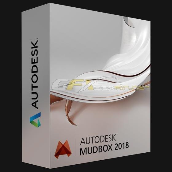 Autodesk Mudbox 2018 Update 1 x64