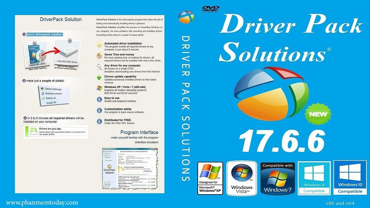 Driverpack Solution 17 6 13 Offline Google Drive Links