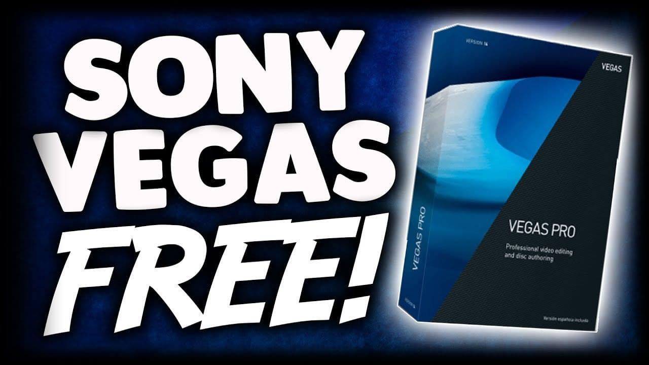 Sony Vegas Pro 2018 Free Download Google Drive Links