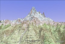 Grant Peak USA 1 2 Maps Earth