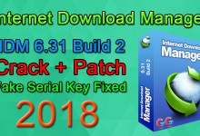 IDM 6.31 Build 2 incl Patch [32bit + 64bit] Fake Serial Fixed