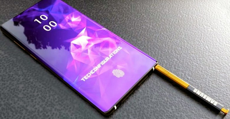 Samsung Galaxy Note 10 is available in two different sizes