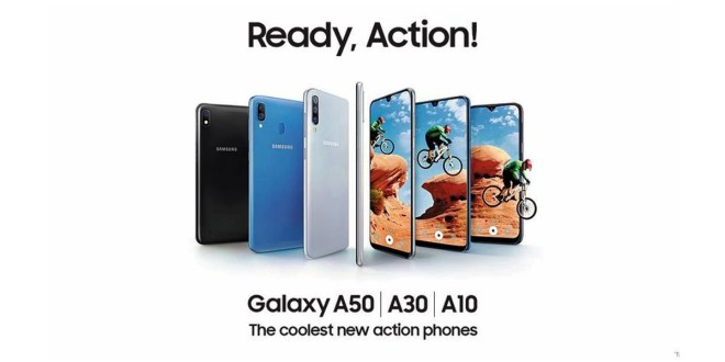 Samsung starts six smartphones from Galaxy A in Brazil