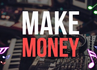 THE FIRST 4 THINGS IF YOU WANT TO MAKE MONEY IN MUSIC