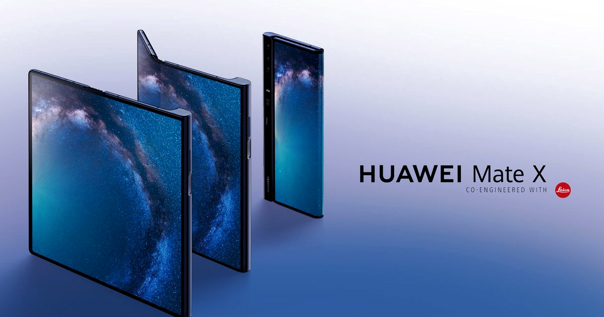 Huawei is delaying sales of $2600 foldable phone until September