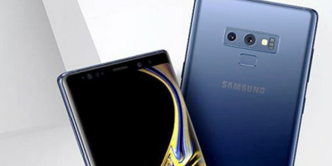 Samsung now rolls out Galaxy Note 9 night mode