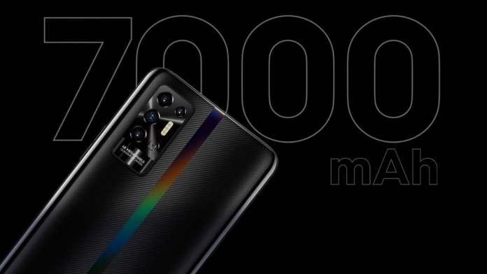 7000mAh battery phone Tecno Pova 2 teased, India launch soon: Check full details