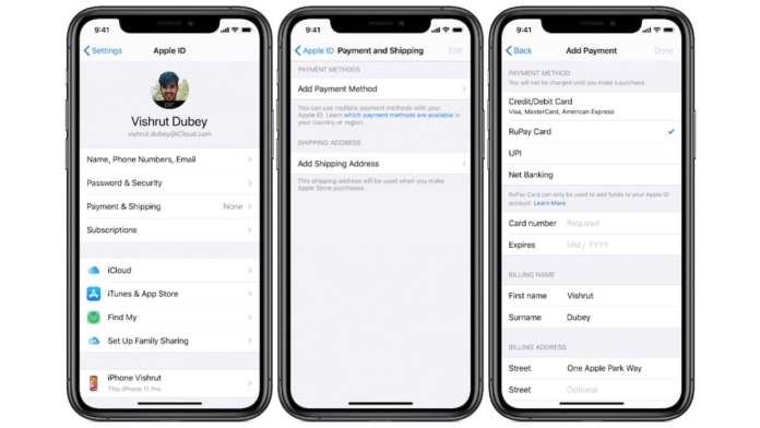 Apple adds UPI, RuPay, net banking on App Store: How to use