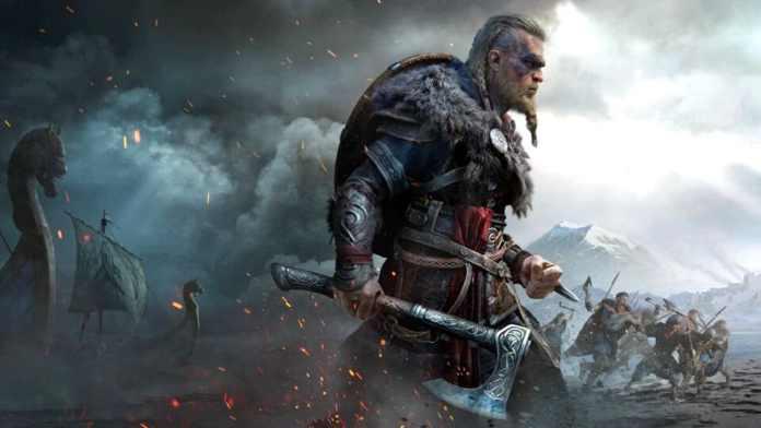 Assassin's Creed Valhalla Siege of Paris DLC releasing next month