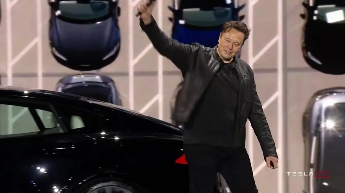 Elon Musk now wants to travel to space but not on SpaceX rocket