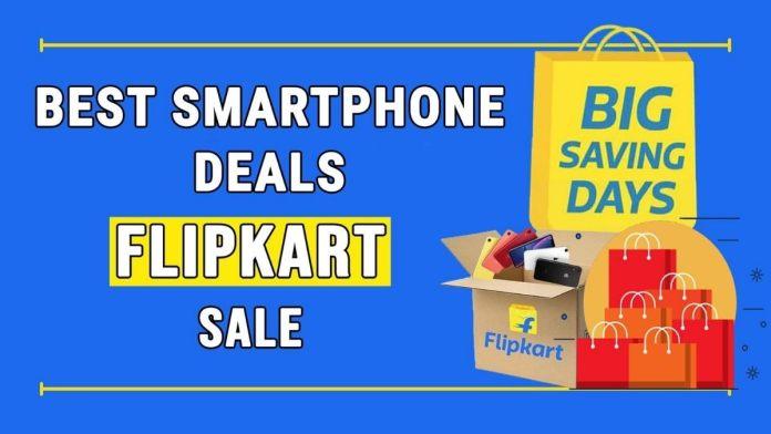 Flipkart Big Saving Days 2021 sale: Top deals on mobile phones to look at