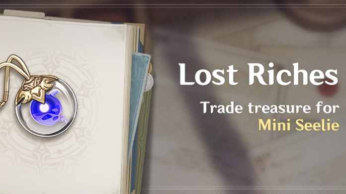 Genshin Impact Lost Riches event is back: Details here