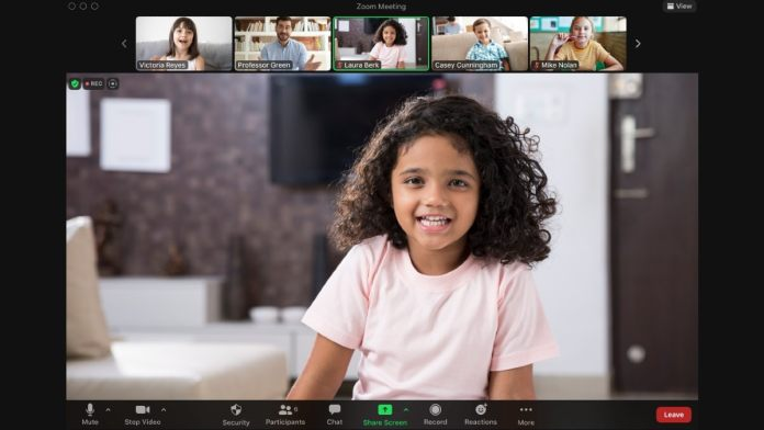 How to use Focus mode in Zoom meetings