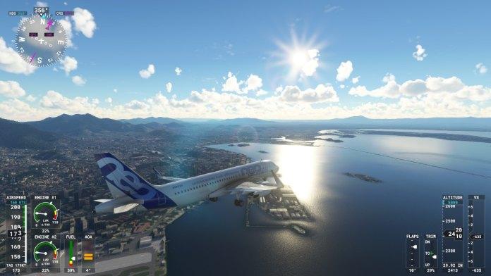 Microsoft Flight Simulator 2020 (Xbox Series X