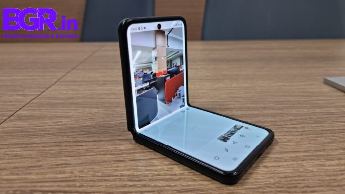 Samsung Galaxy Z Flip 3 in pics: First look at the most affordable foldable phone in the world
