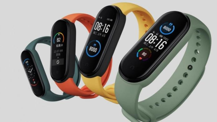 Xiaomi Mi Band 6 update brings in ability to the band as a flashlight