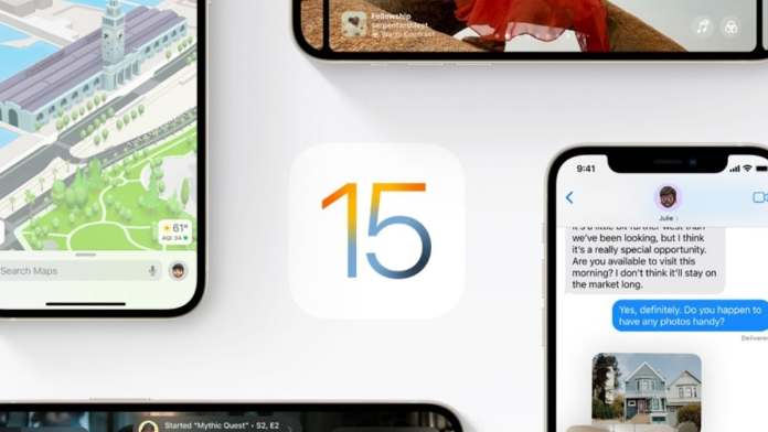 Apple is releasing iOS 15 for all on September 20