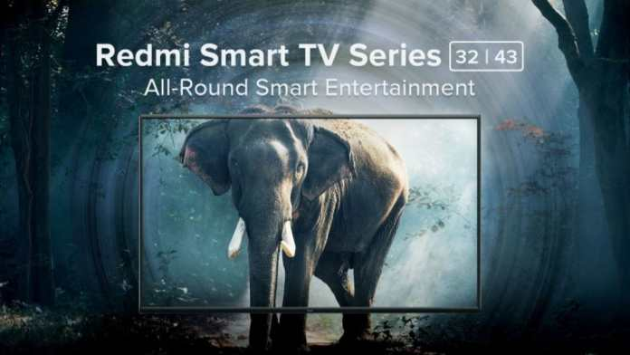 Redmi Smart TV series set to launch in India on September 22, key specs teased