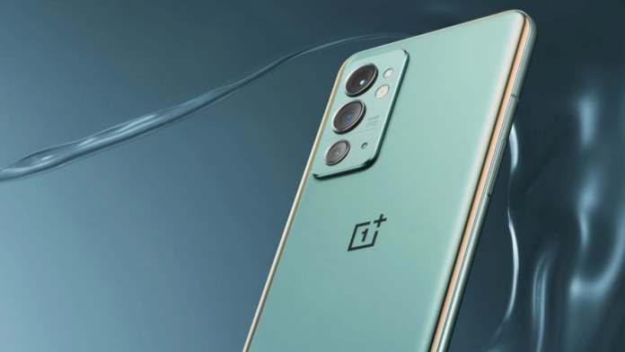 OnePlus 9RT with Snapdragon 888 SoC, triple camera, 6.55-inch AMOLED display launched