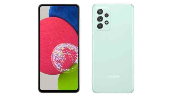 Samsung Galaxy A52s 5G gets a new Awesome Mint colour option launched in India