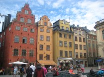 Colourful Stortorget