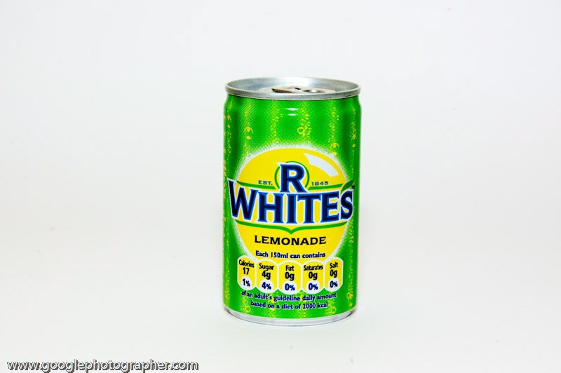 Lemonade Product Photography
