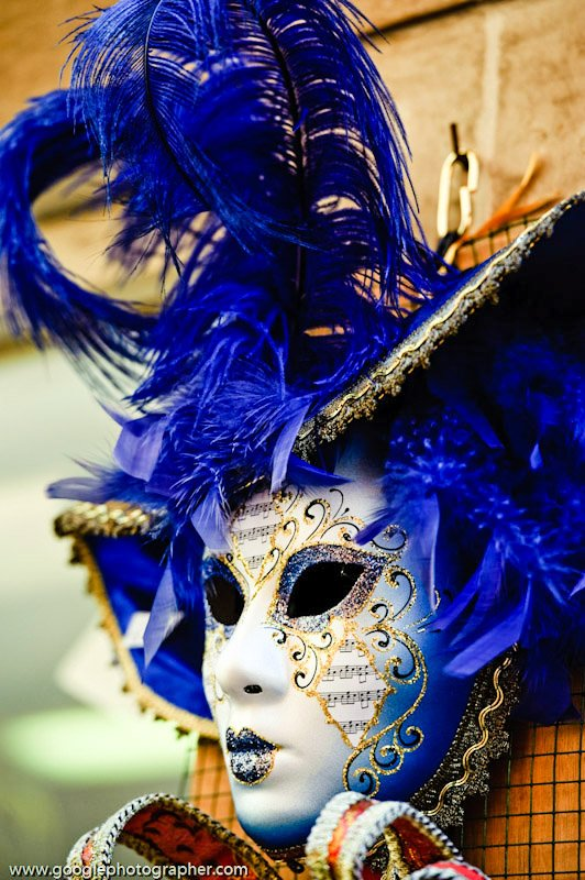 Venetian Mask Venice Italy Travel Photography