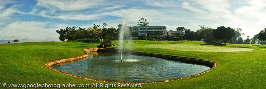 charel-schreuder-photography-panoramic-photography-south-africa-western-cape-stellenbosch-Golf-Clubhouse-Water-fountain