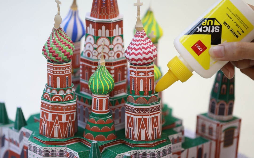 Downloadable: Craft Asian Landmarks and Icons with Paper and Glue
