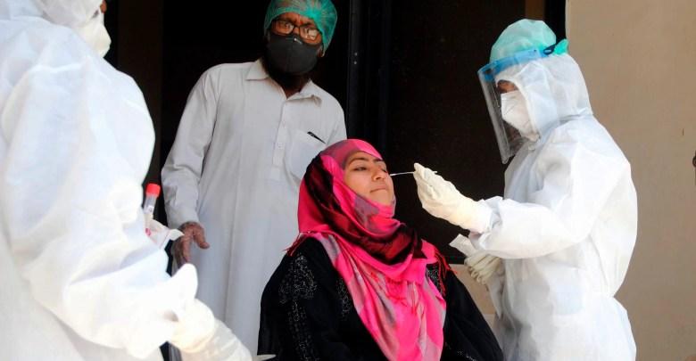 کورونا وائرس: ملک میں صحتیاب افراد کی تعداد 4 لاکھ 40 ہزار سے زائد