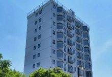 Ten storey building built in one day