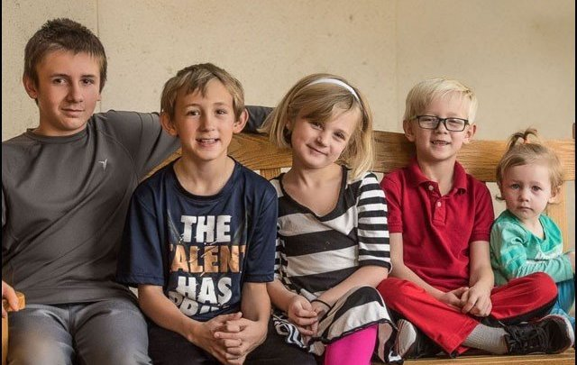 Does having more siblings increase the risk of heart disease?