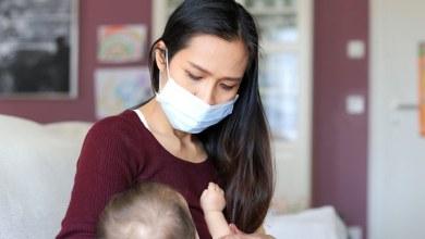کووڈ ویکسین ماں کے دودھ کا حصہ نہیں بنتی،