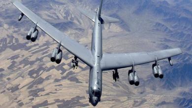 امریکی طیارے کی طالبان کے ٹھکانوں پر بمباری