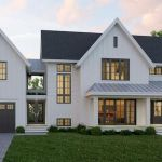 33 Best Modern Farmhouse Exterior House Plans Design Ideas Trend In 2019 (15)