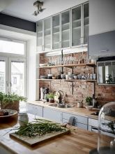 40 Best Modern Farmhouse Kitchen Decor Ideas And Design Trend In 2019 (1)