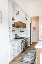 40 Best Modern Farmhouse Kitchen Decor Ideas And Design Trend In 2019 (2)